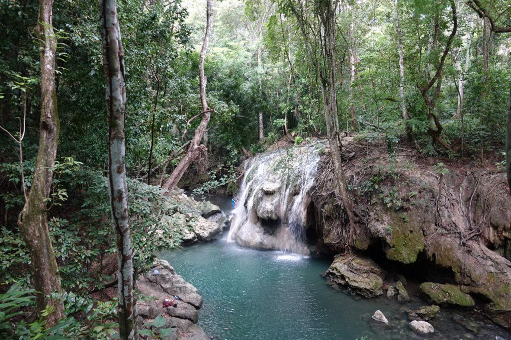 Cascade Villa Paraiso Rio Dulce