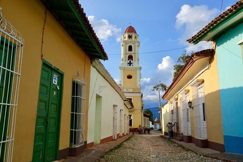 Photo trinidad voyage cuba