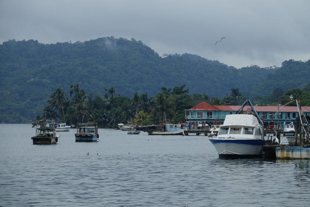Guatemala : Livingston, entre le Rio Dulce et la mer Caraïbe