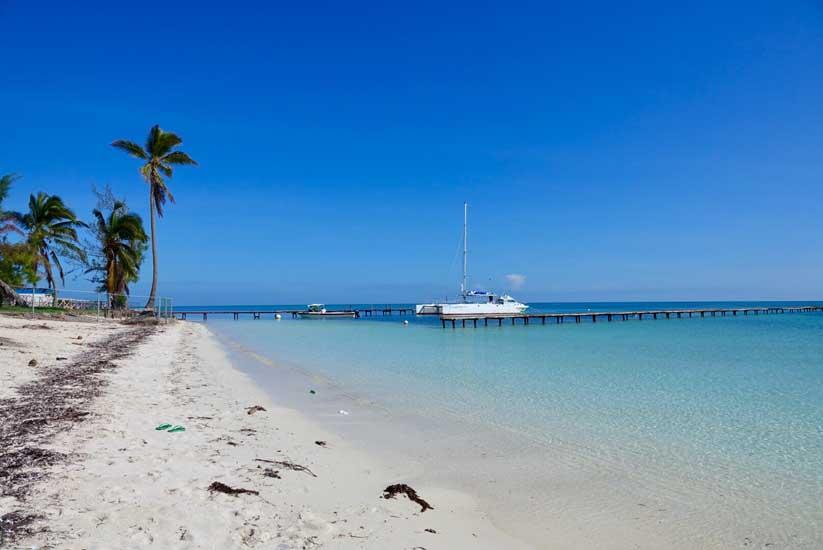 Playa Santa Lucia Voyage à Cuba
