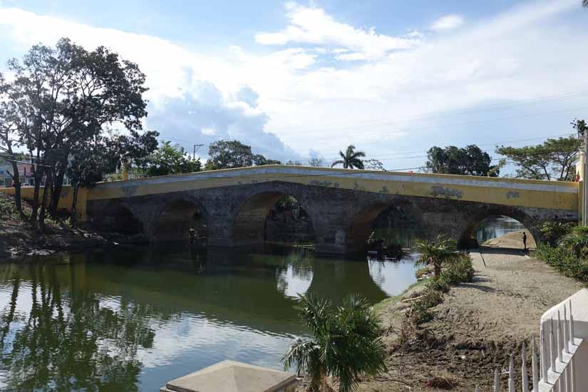 voyage sancti spiritus au pont Yayabo