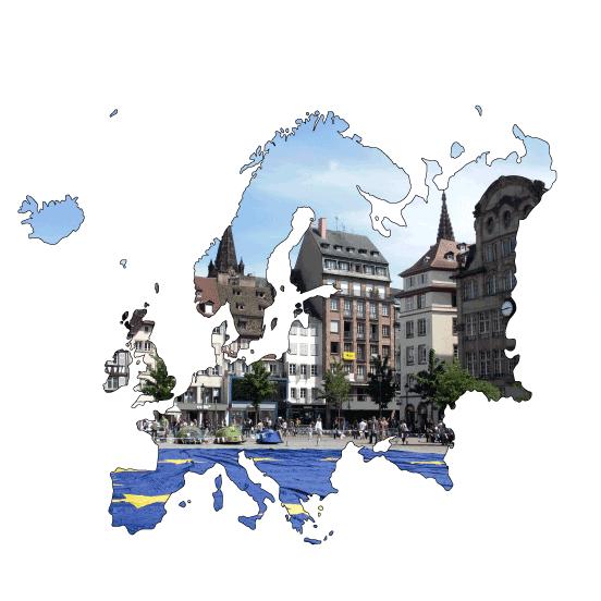 Voyager en Europe en dehors des sentiers battus