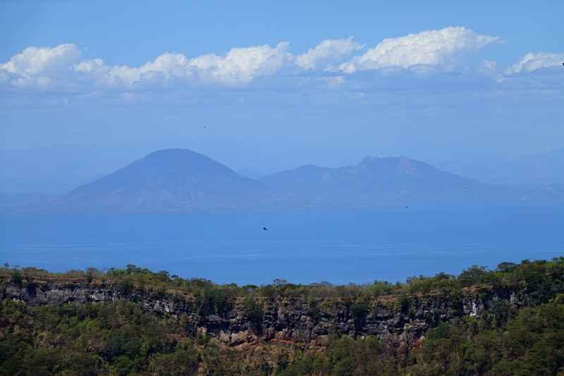volcan Cosiguina vue