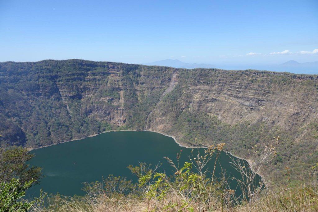 rando ascension volcan Cosiguina