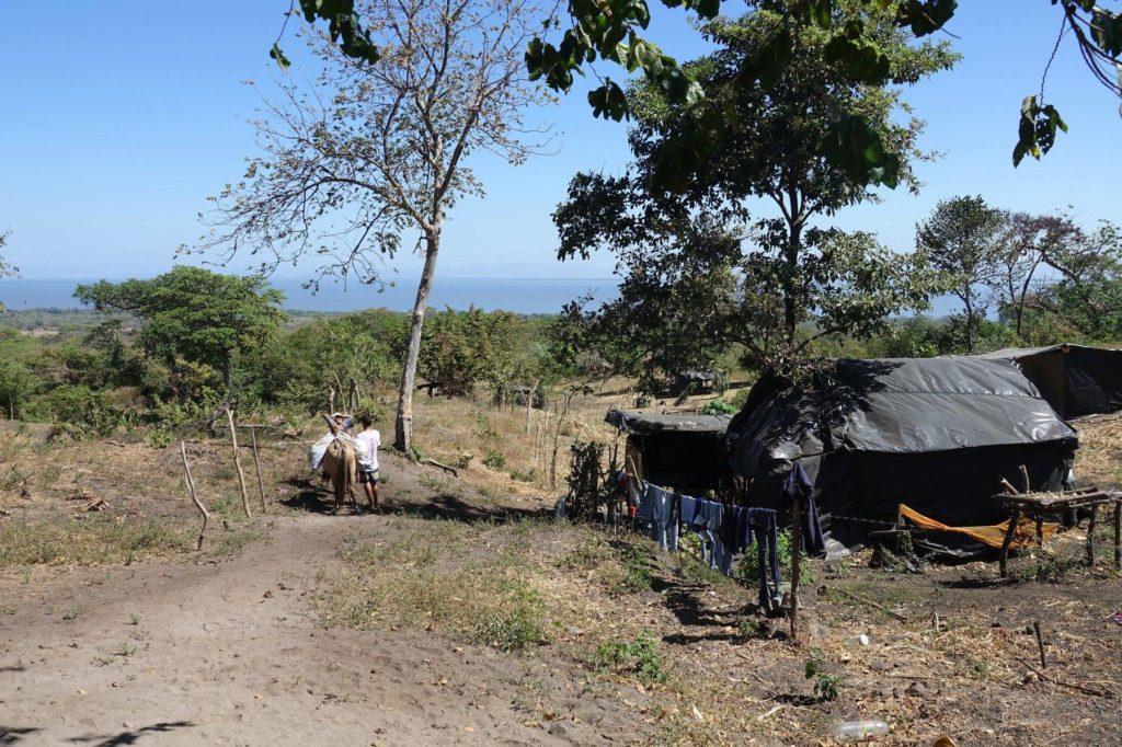 rando volcan Cosiguina