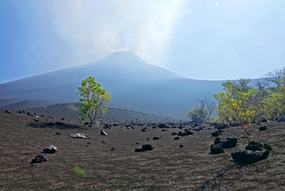 volcan momotombo ASCENSION TREK