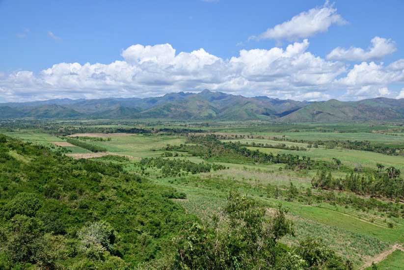 Valle de los Ingenios Cuba