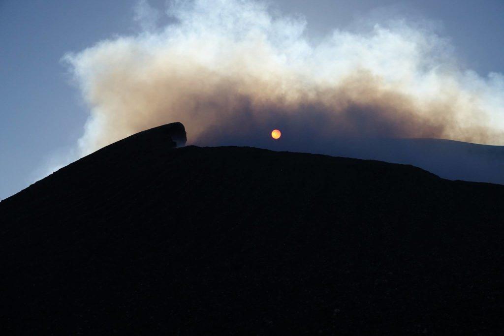 rando volcan telica