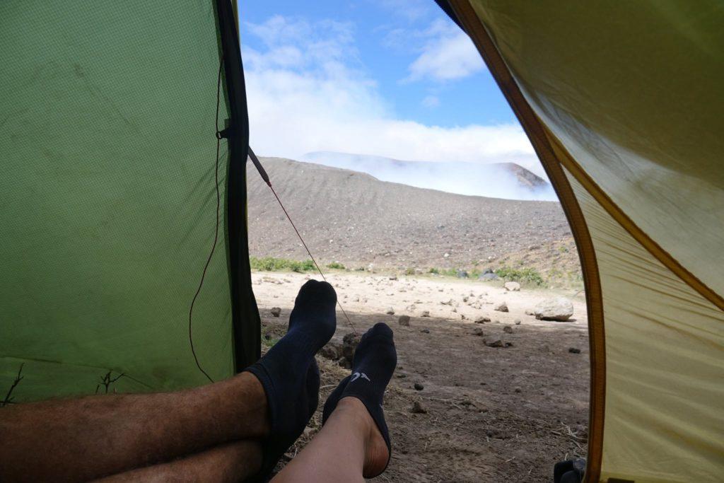 volcan telica& en solo