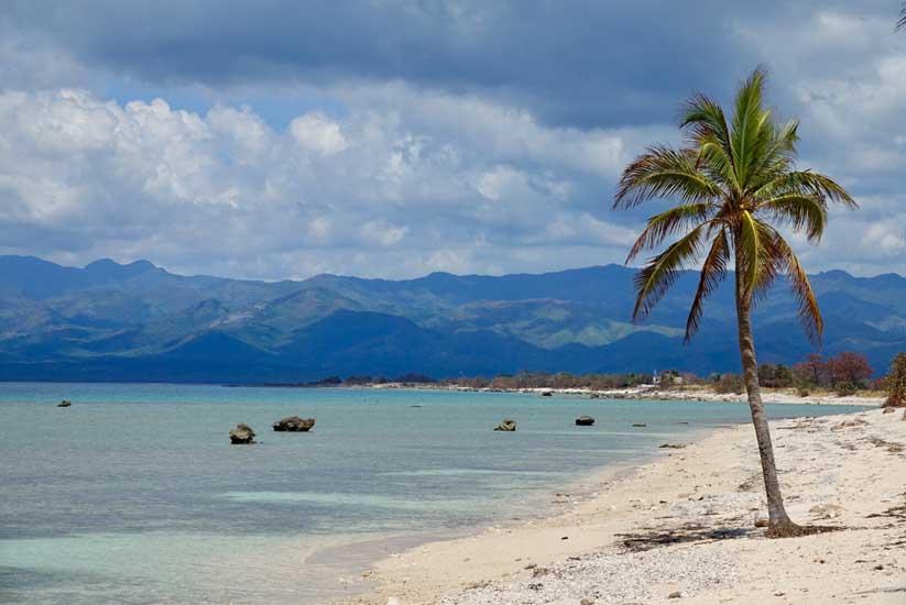 Voyager à Cuba à Playa Ancon et La Boca