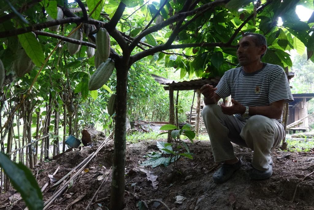fabriquer du chocolat au Guatemala