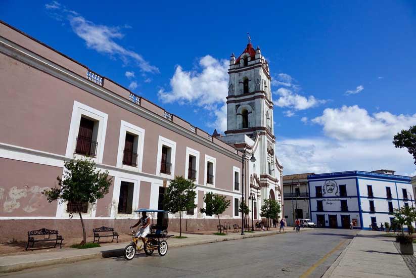 Voyage a Camaguey Cuba