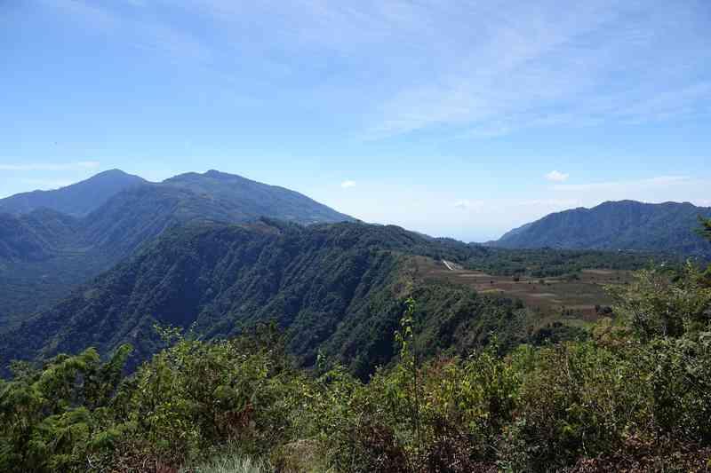 Narriz del Indio rando lac Atitlan