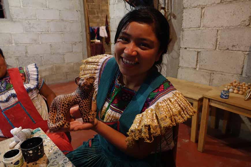 poterie à Amatenango