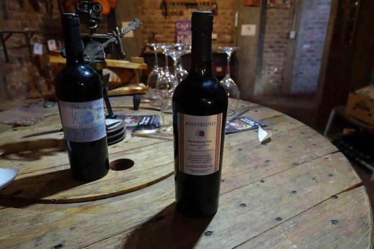 vin artisanal mendoza