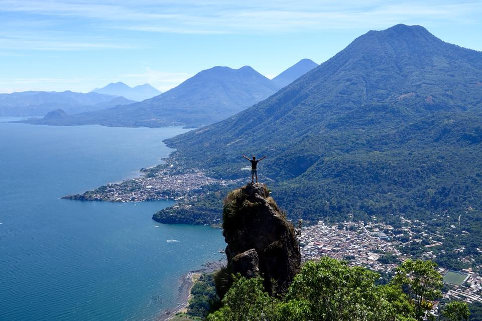 Indian Nose lac Atitlan incontournable Guatemala