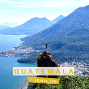 ITINERAIRE GUATEMALA LOCAL XPLORER_ VOYAGER HORS DES SENTIERS BATTUS