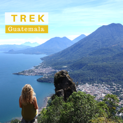 Trek Indian Nose à Atitlan: rando sans guide ni tour