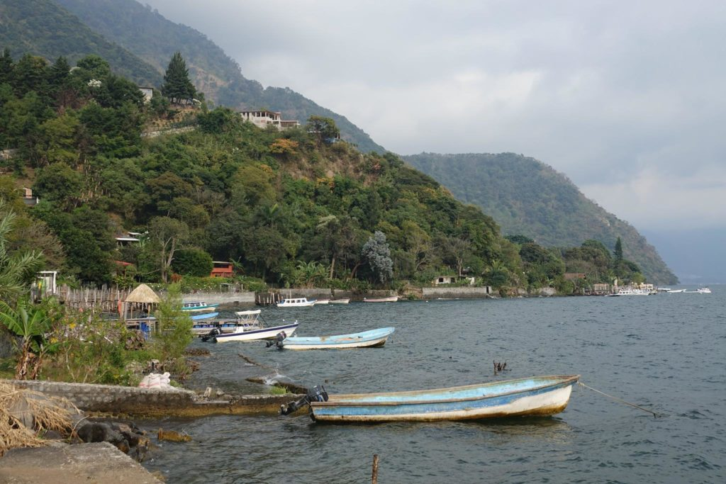 Santa Cruz atitlan incontournable au Guatemala