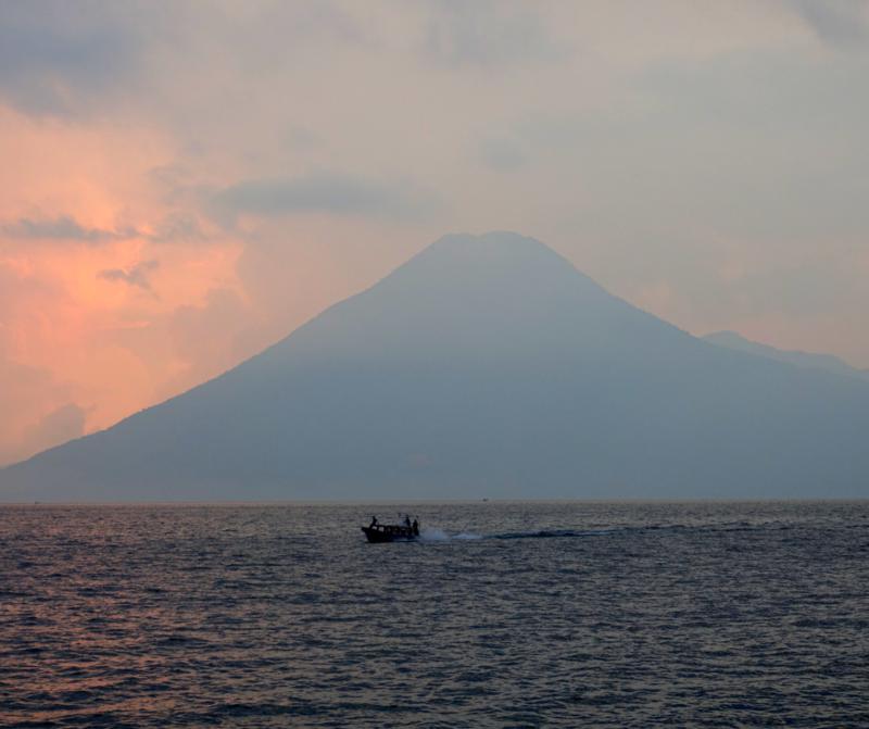 Santa Cruz lac atitlan incontournable au Guatemala