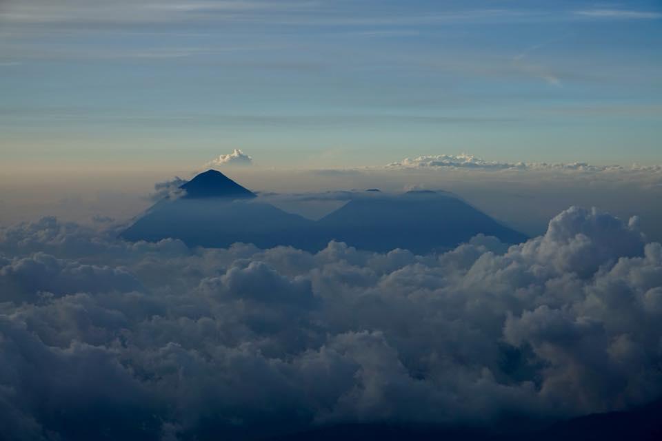 acatenango ascension du volcan nicaraua