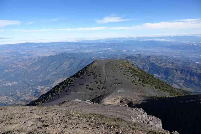 acatenango ascension du volcan seul top