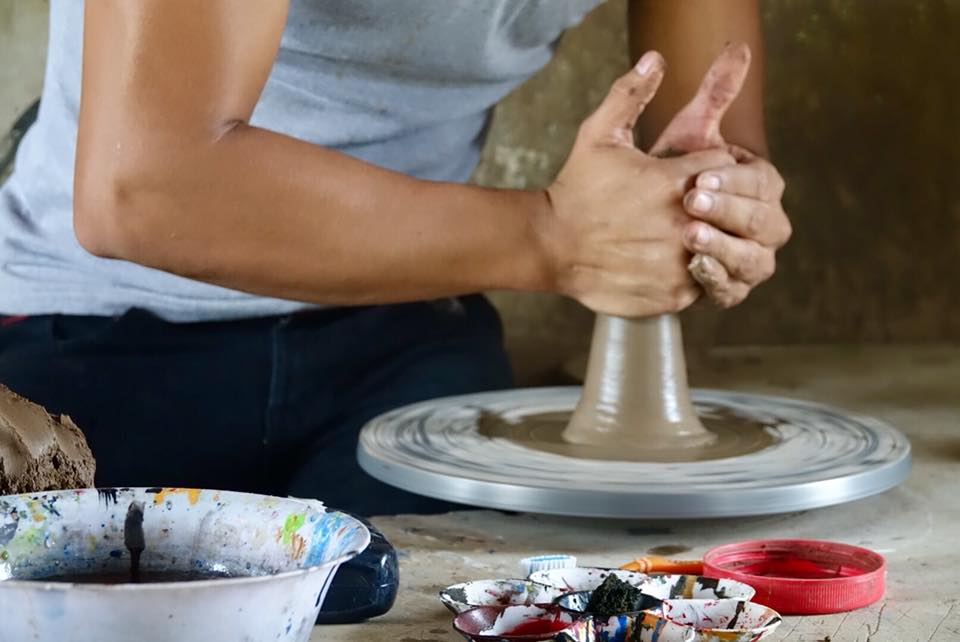 artisan poterie san juan de oriente poterie