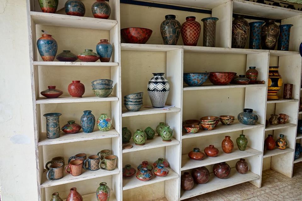 artisan potier san juan de oriente poterie barro tour