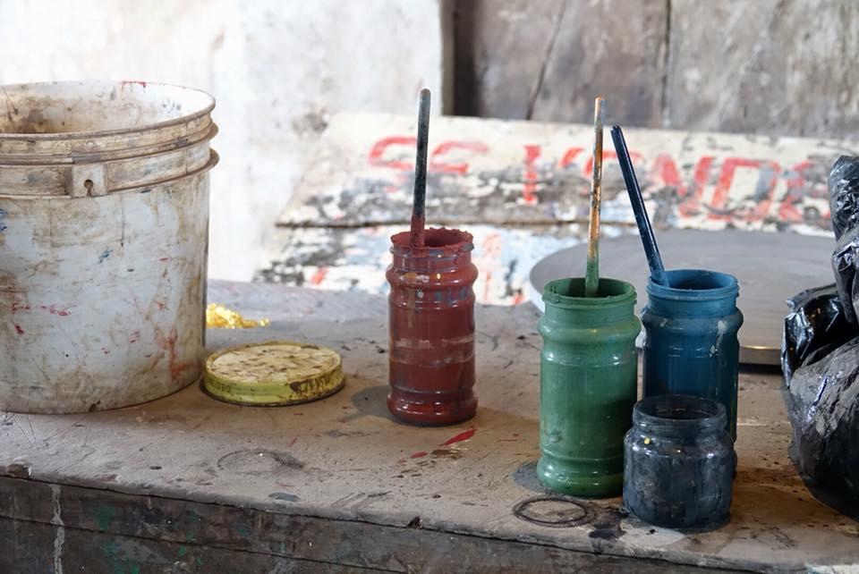 artisan potier san juan de oriente poterie