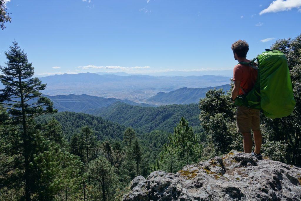 randonnées Pueblos Mancomunados , trek Oaxaca