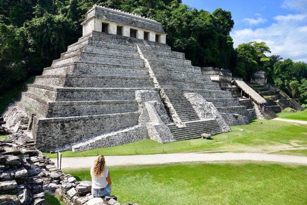 Visiter Palenque et ses ruines mayas
