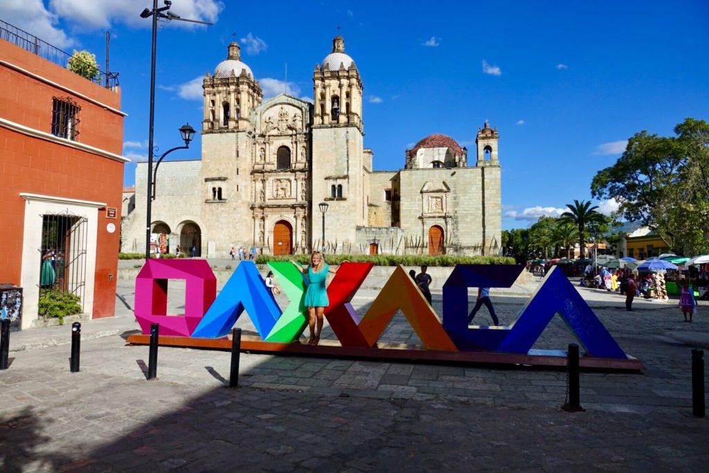 Itinéraire de voyage au mexique: visiter Oaxaca