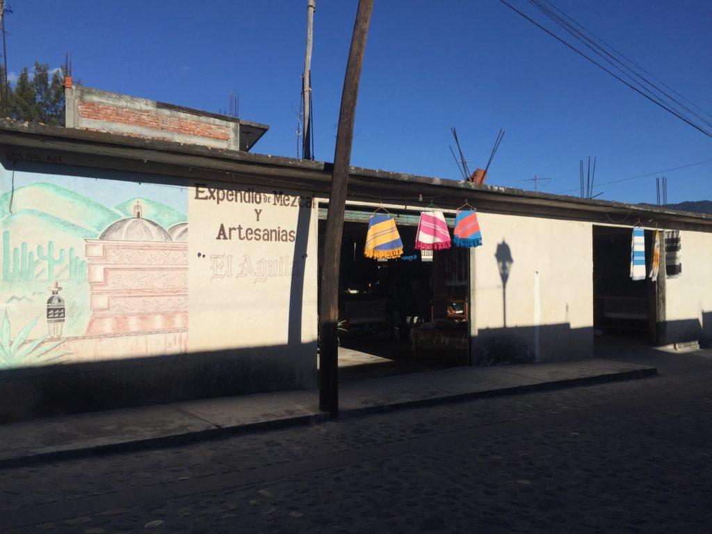 apprendre le tissage au mexique
