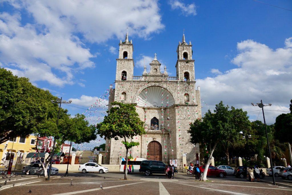 visiter mérida lors de votre itineraire dans le Yucatan