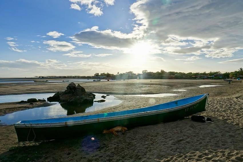 las penitas kayak plae Itinéraire voyage Nicaragua