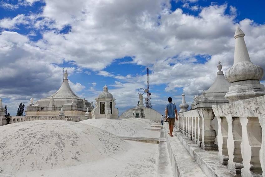 leon toits catedral Itinéraire voyage Nicaragua
