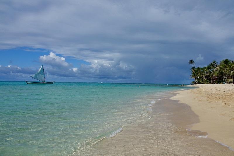 little corn island paradis d eau turquoise bateau