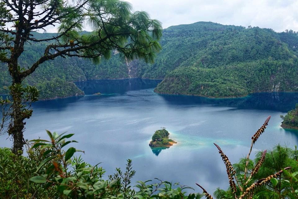 Lagos de Montebello Chiapas