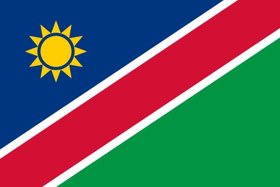 Dapeau Namibie voyage