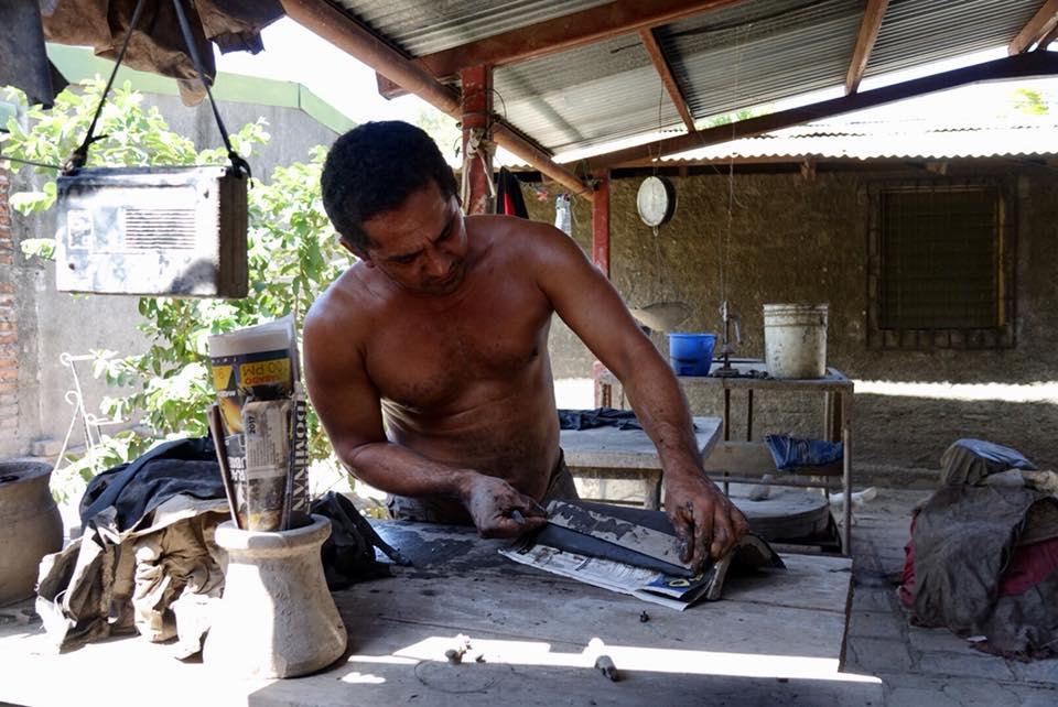 poterie la paz centro apprendre avec artisan potier