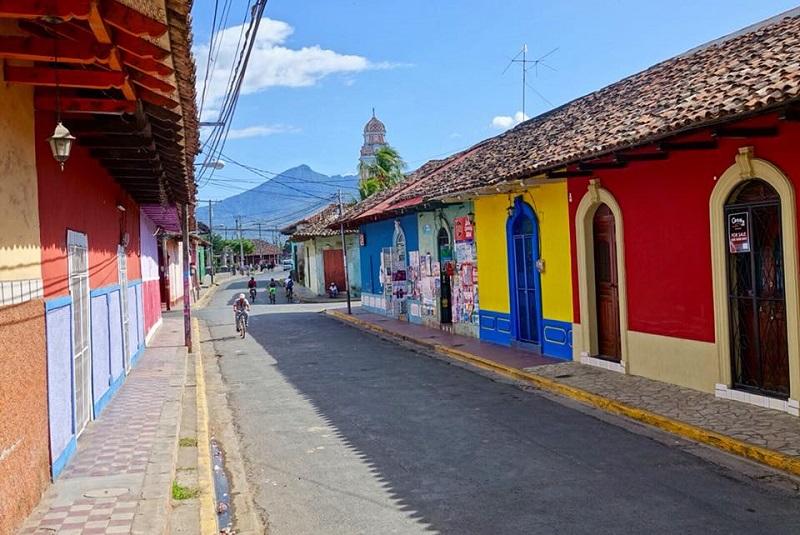 Granada plus belle ville d amerique central