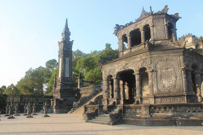 Itineraire au Vietnam hors des sentiers battus: hue