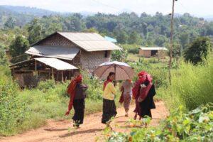 La Birmanie en dehors des sentiers battus