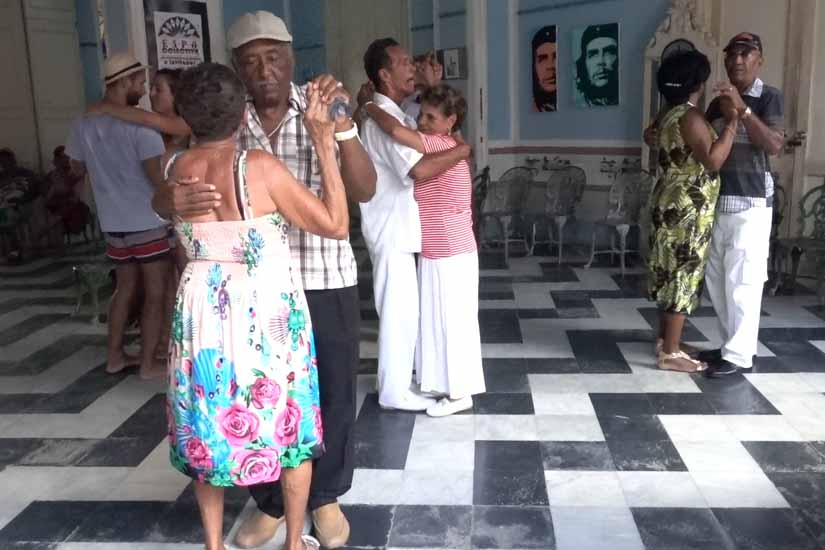 Casa de Cultura Julio Cueva Diaz trinidad