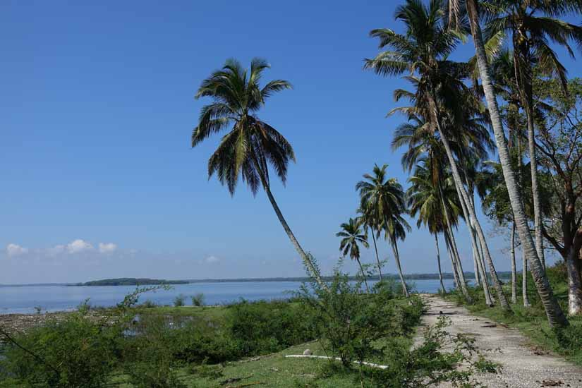 Lac Zaza Cuba voyage hors sentiers battus