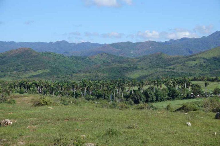 Visiter les environs de trinidad
