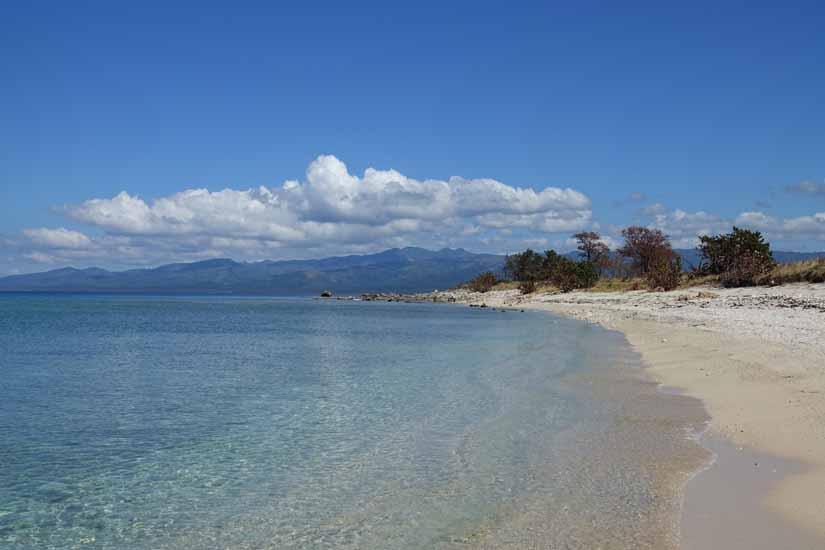 découvrir playa ancon en voyage à trinidad