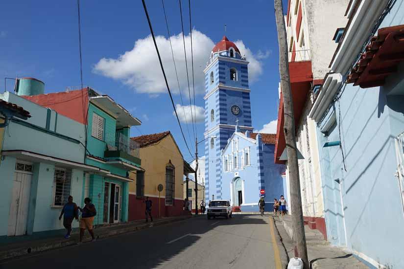 Plaza Honorato Sancti Spiritus Voyage a Cuba