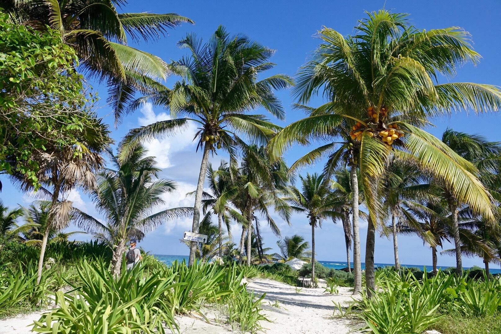 plages de tulum