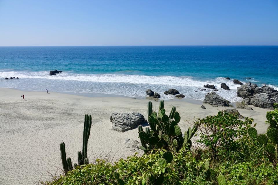 visiter puerto escondido cote pacifique de Oaxaca